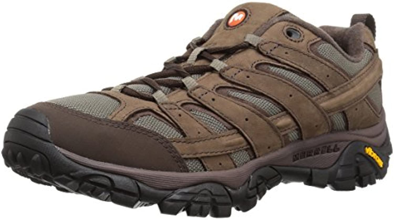 Merrell scarpe Moab 2 Smooth J42513 Bracken Dimensione 11.5 | Exit  | Uomini/Donna Scarpa