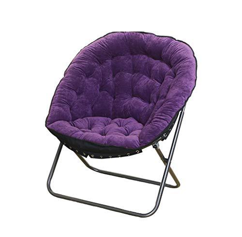 mmenklappbares Schlafzimmer Kleines Sofa Schlafsaal Stuhl Moderner einfacher Klappstuhl Sitzsack (Color : #2) ()