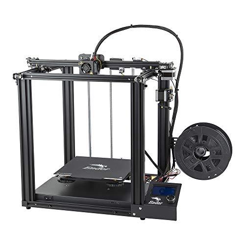 Creality 3D Ender-5 3D Printer con Funzione di Ripresa Della Stampa e Alimentazione Del Marchio