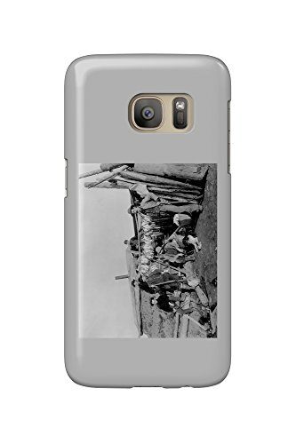 klondike-men-after-hunting-ptarmigan-in-nome-photograph-galaxy-s7-cell-phone-case-slim-barely-there