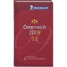 A-sterreich 2009 Annual Guide 2009 (Michelin Red Guides)