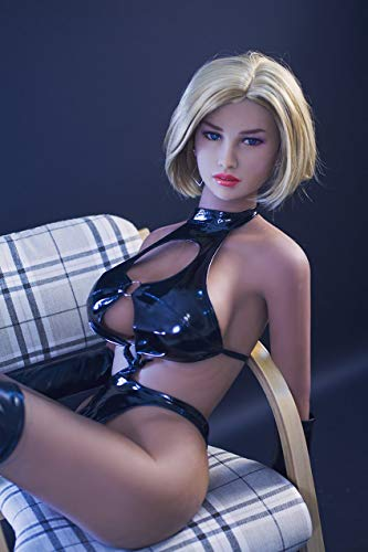 168cm Muñeca sexual silicona solida esqueleto de metal muñeca de amor para hombres juguete sexual...