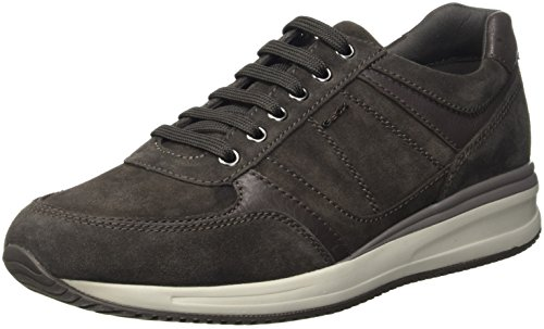 Geox Herren U Dennie B Low-Top Braun (MUDC6372)