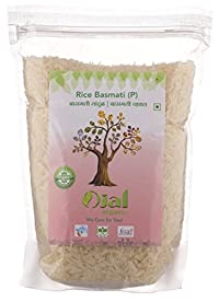 Ojal Organic Basmati Rice Premium (1 Kg)