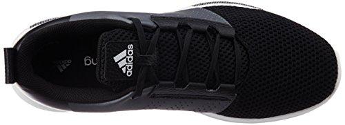 adidas Herren Madoru 2 M Laufschuhe mehrfarbig (Cblack/Cblack/Ngtmet)