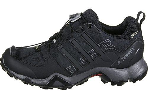 adidas Damen Terrex Swift R Gtx Outdoor Fitnessschuhe Schwarz (Nero Negbas/negbas/granit)