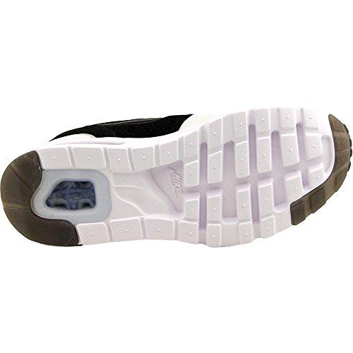 Nike Air Max 1 Ultra Moire Herren Sneakerss Schwarz / Weiß (Schwarz / Schwarz-Weiß)