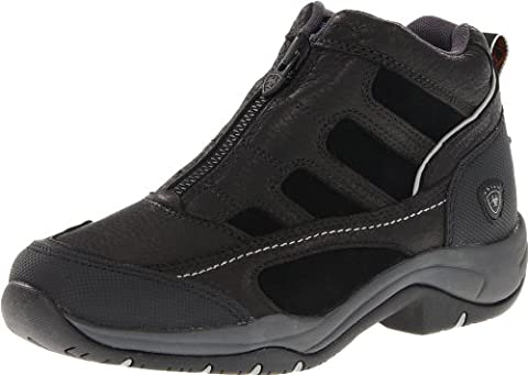 Ariat Women's Terrain Zip H2O Hiking Boot, Black,9.5 B US
