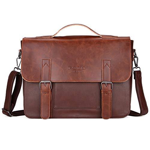 AHDA Herrentaschen,Aktentaschen,Messenger-Bags,Handtaschen,Laptop-Taschen