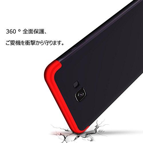 Coque iPhone 7 Plus, 360 Degres Intégrale Protection 3 en 1 Étui Hybride, Antichoc Housse Non Slip en Dur PC, Anti-empreinte digitale & Résistant aux rayures Durable Léger Bumper Case - Or Rose