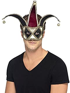 Smiffys Masque Harlequin vénitien gothique (B00SFZY2J2) | Amazon Products