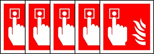 iso-safety-label-sign-international-fire-alarm-call-point-symbol-self-adhesive-sticker-100mm-x-100mm