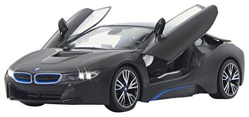 Jamara 404570 - BMW I8 1:14 Tür fernbedingung, schwarz