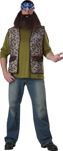 InCharacter Duck Dynasty Willie Costume One Size