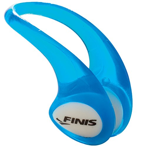 FINIS Trainingsgeräte Nose Clip Blue, One Size