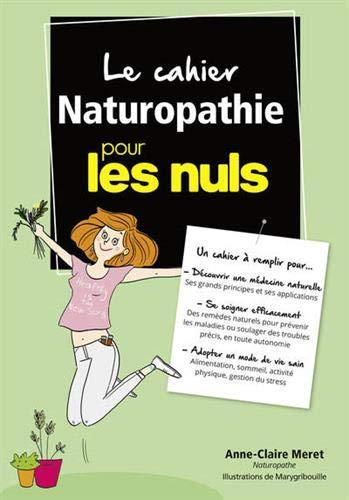Cahier coach naturopathie pour les nuls