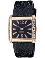 Esprit Damen-Armbanduhr XS Analog Edelstahl ES101202701