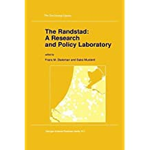[(The Randstad : A Research and Policy Laboratory)] [Edited by Frans M. Dieleman ] published on (May, 1992)