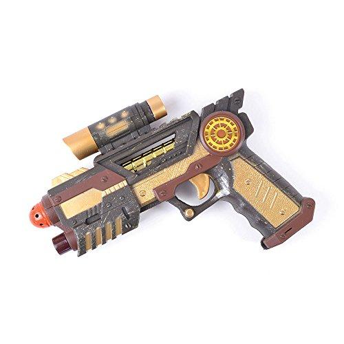 Bristol Novelty BA271Steam Punk Gun, One ()