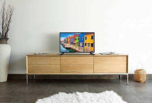 MEDION LIFE P14118 MD 21430 59,9 cm (23,6 Zoll Full HD) Fernseher (LCD-TV mit LED-Backlight, Triple Tuner, DVB-T2 HD, HDMI, CI+, USB, Mediaplayer) schwarz - 6