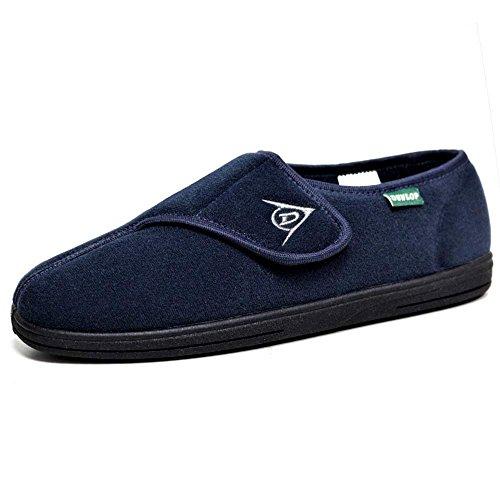 Dunlop, Herren Hausschuhe Blau Bleu - Bleu marine 44 EU (10 UK)
