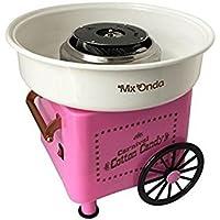 Mx Onda MX-AZ2765 - Máquina de algodón de azúcar, ...