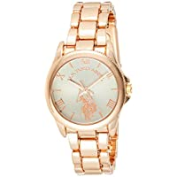 U.S. Polo Assn. Women's Quartz Metal and Alloy Casual Watch USC40039