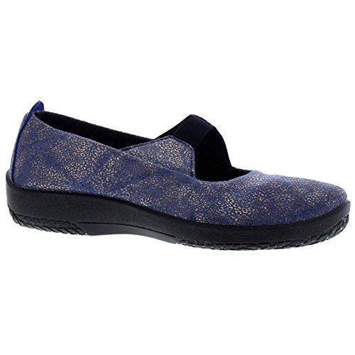 Arcopedico Womens Leina Man Blue Synthetic Shoes 38
