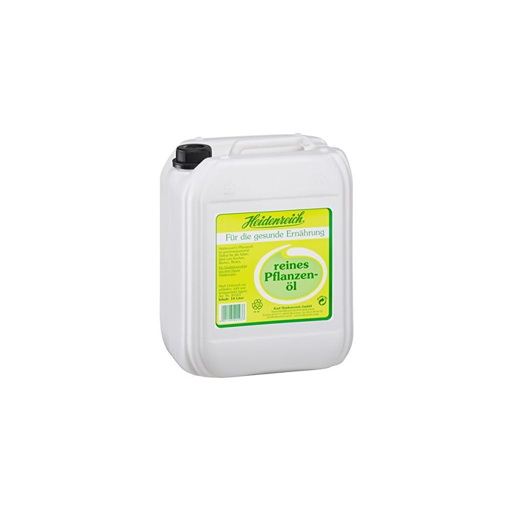 Pflanzenl 10 Liter Kanister