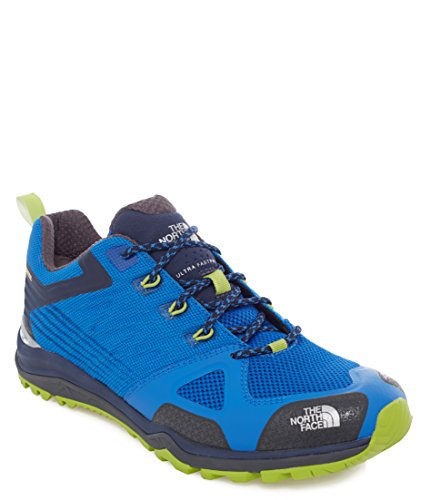 The North Face Herren M Ultra Fastpack Ii Gtx Wanderschuhe Blau (Blue Quartz / Cosmic Blue)