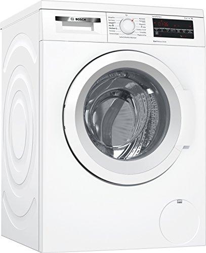 Bosch WUQ28420 Serie 6 Waschmaschine Frontlader / A+++ / 135 kWh/Jahr / 1400 UpM / 8 kg / weiß / EcoSilence Drive / Trommelreinigung