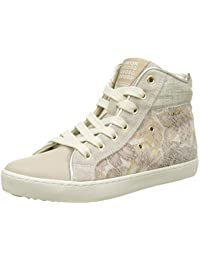 Geox Mädchen Jr Kiwi Girl H High-Top