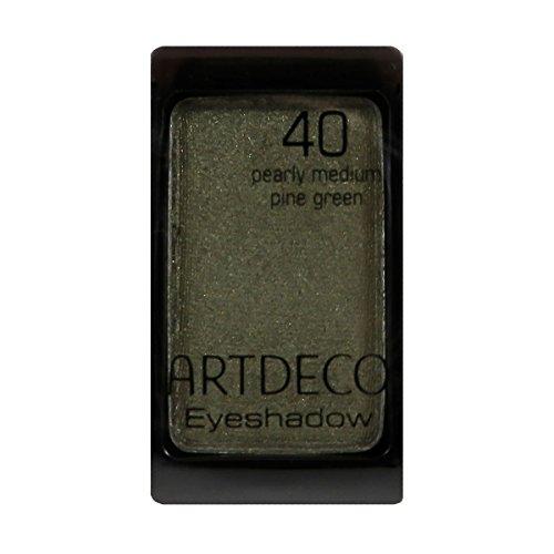 Artdeco Magnetlidschatten Pearl Farbe Nr. 40, pearly medium pine green, 1er Pack (1 x 9 g)