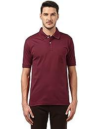 Colorplus Men's Plain Regular Fit T-Shirt