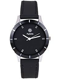 Rabela Women's Analogue Black Dial watch RAB-221