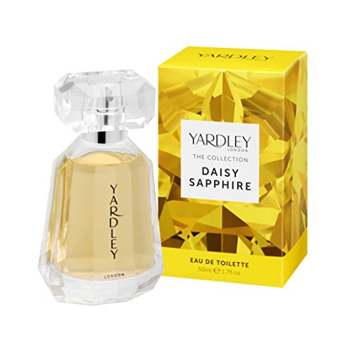 Yardley London Daisy Saphir Eau de toilette, 50 ml