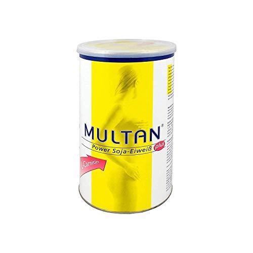 Multan Power Soja-Eiweiß plus L-Carnitin, 500 g