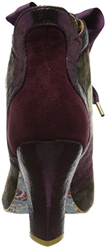 Irregular Choice Sweet Pea, Escarpins femme Marron - Marron