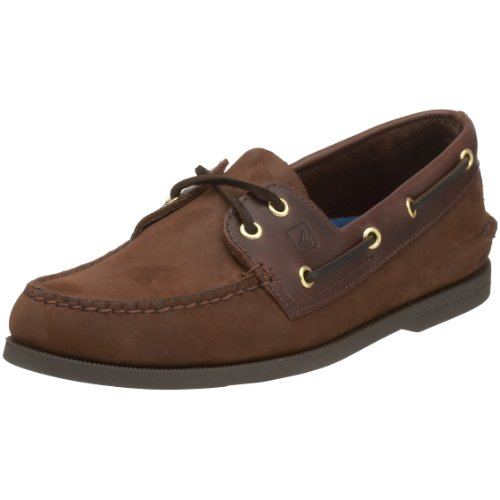 Sperry Top Sider A/O 2 EYE 195_G Herren Bootsschuhe Brown/Buc Brown