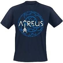 God Of War Atreus - Symbol Camiseta Azul Oscuro