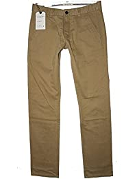 SELECTED HOMME Herren Chino Hose Three Paris bronze pants