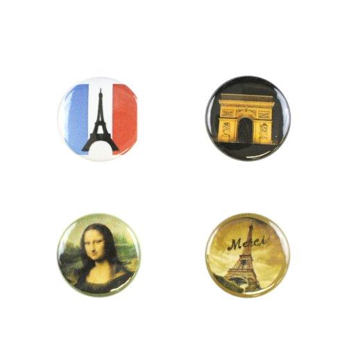 Il Bere C-PARIS-B Wein und Getr-nke Charms Orte Collection - Merci