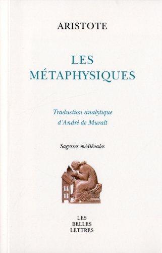Les Métaphysiques par Aristote