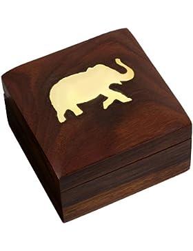 Indischer Elefanten-Schmuckbehäl