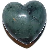 Smaragd Herz groß ca. 42x42x25 mm als Handschmeichler oder Glücksbringer preisvergleich bei billige-tabletten.eu