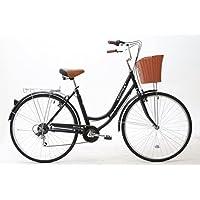 Ladies Girls Spring Dutch Style Bike Bicycles 6 Speeds with Warranty Lightweight