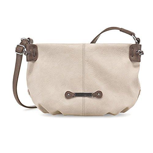 Tamaris AKELA Crossover Bag 1537152-890 Damen Umhängetaschen 29x23x8 cm (B x H x T) Beige