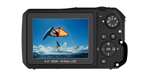 "SeaLife DC2000 Compact camera 20MP 1"" CMOS 5472 x 3648pixels Black,Red - Digital Cameras (20 MP, 5472 x 3648 pixels, 1"", CMOS, Full HD, Black, Red)"