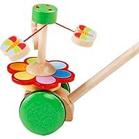 Preisvergleich für Babyspielzeug, Babywippe Straßenbahn (Tier Reck Wagen - Schmetterling)