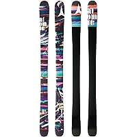 Atomic Skiset Performer Alpin Esquí Fiber XT Rocker Esquí + iones 10?BDG. 156?cm Whit Eblue CYUqP6